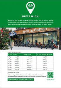 Miete Bikes 2020