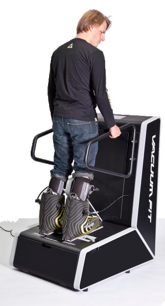 Fischer Vacuum-Fit-Maximum Performance