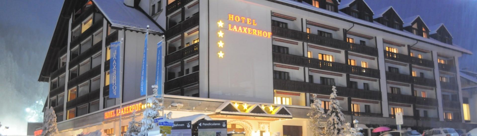 Hotel Laaxerhof